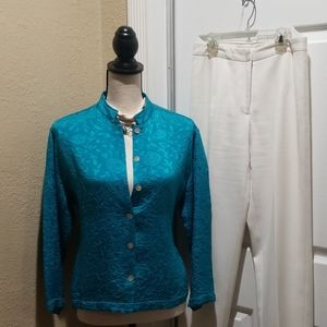 Chico's light blazer